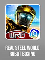 Real Steel World