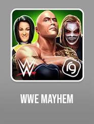 WWE Mehem