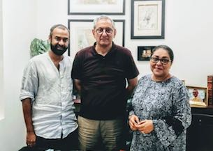 RELIANCE ENTERTAINMENT'S PHANTOM FILMS AND MEGHNA GULZAR  TO PRODUCE ORIGINAL SERIES ON THE LIFE AND CASE FILES OF RAKESH MARIA FORMER COMMISSIONER OF POLICE, MUMBAI