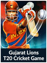 Gujarat Lions T20 Cricket