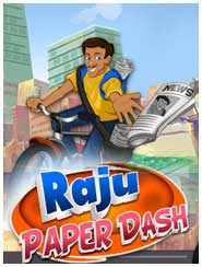 Paper-Dash-Racing-Game