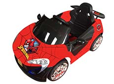 spiderman-car